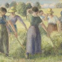 1. Camille Pissarro