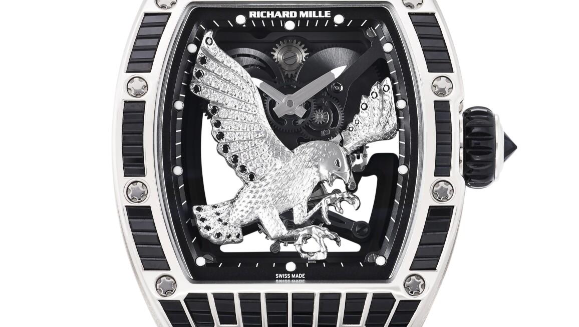 Richard Mille, RM 57-02 Falcon