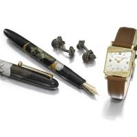 24. group of men's accessories