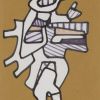 147. Jean Dubuffet