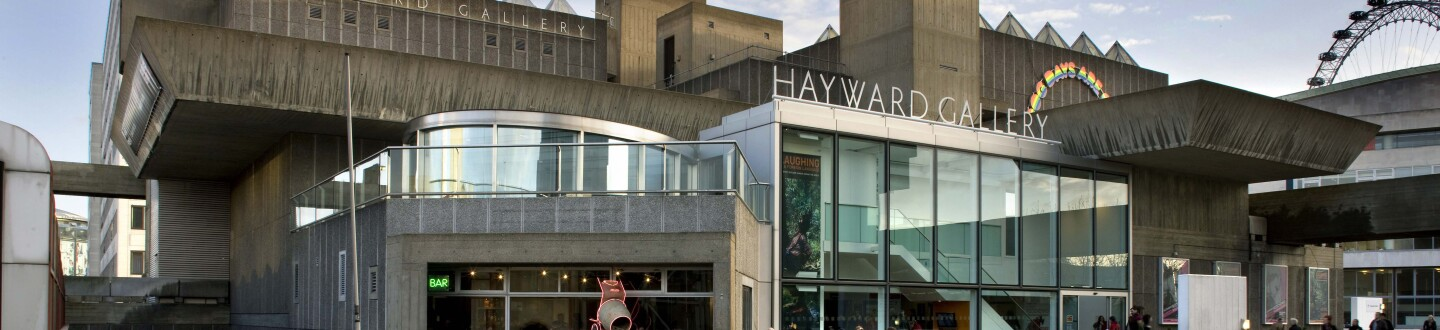 Exterior View, Hayward Gallery