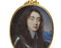 10. john hoskins   portrait of a gentleman