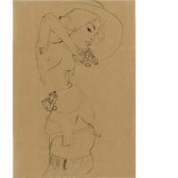 1. Egon Schiele