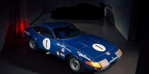 1971 Ferrari 365 GTB/4 Daytona Independent Competizione