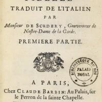 24. Marini, G. A. -- Georges de Scudéry