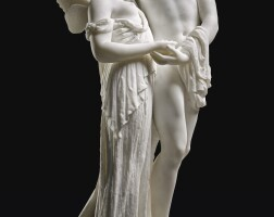 4. antonio giovanni lanzirotti | hymenée de l'amour et psyché (the marriage of cupid and psyche)