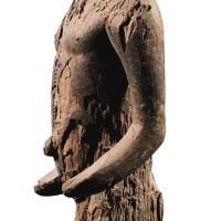 34. igbo figure, nigeria  