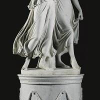 60. lorenzo bartolini (1777-1850) italian, rome, circa 1820