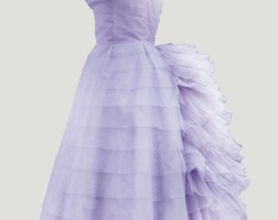 59. jeanne lanvin castillo haute couture par antonio del castillo, 1956