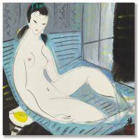 701. 林風眠 | 裸女