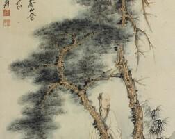 951. Zhang Daqian (Chang Dai-chien)