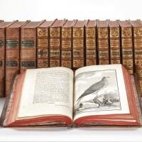 5. buffon, oeuvres complètes histoire naturelle, générale et particulière, 1749-83, 24 volumes
