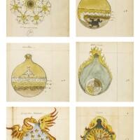 410. alchemical manuscript.