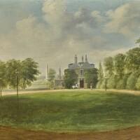 39. william sadler ii   view of the deputy master's house at kilmainham hospital
