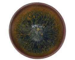 309. a jian 'hare's fur' bowl southern song dynasty |