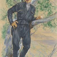 154. Evgeni Evgenievich Lanceray