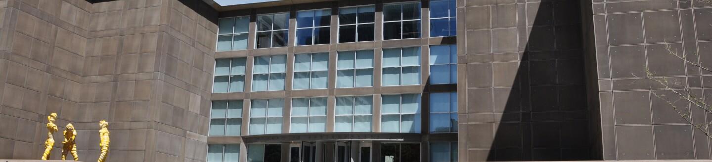Exterior View, Museum of Contemporary Art, Chicago