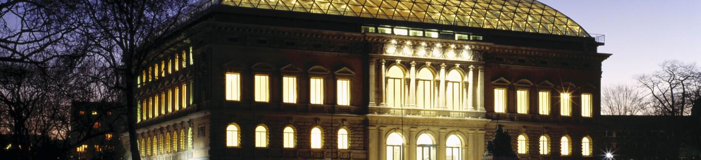 Exterior View, Kunstsammlung Nordrhein-Westfalen K21