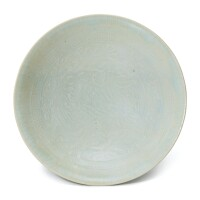 304. a moulded qingbai 'phoenix' bowl song dynasty  