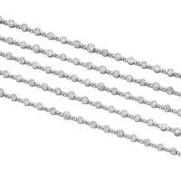 21. diamond long chain