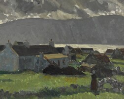 100. micheál de búrca, r.h.a. | september morning, keel