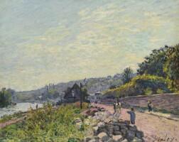 46. Alfred Sisley