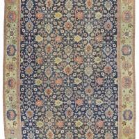 15. a khorassan carpet, northeast persia