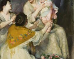 36. armando spadini | maternity
