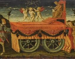 40. liberale da verona   the triumph of chastity