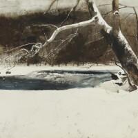 35. andrew wyeth | open water