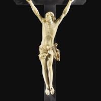 5. crucifix, france, fin xviie / début xviiie siècle