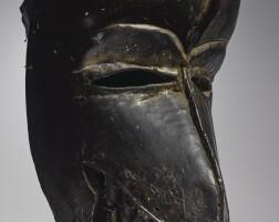 2. dan zoomorphic mask,liberia