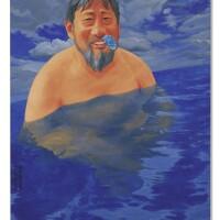 1158. 方力鈞 | 游泳小組時的老栗