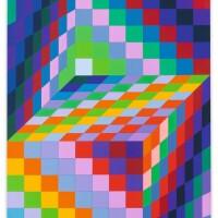 29. Victor Vasarely