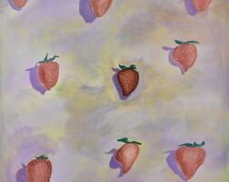 2. allison katz | strawberries