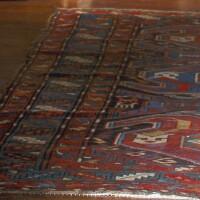 17. karabagh rug, south caucasus