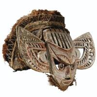 44. masque, nord de la nouvelle-irlande