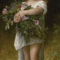416. William-Adolphe Bouguereau