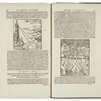 12. regiomontanus, johannes. de triangulis planis et sphaericis libri quinque... basel: 1561