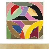 2. Frank Stella