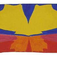 23. jack youngerman (b. 1926) | untitled, 1966