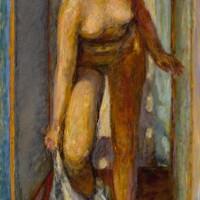 9. 皮耶・博納爾 | 《寬衣女子》