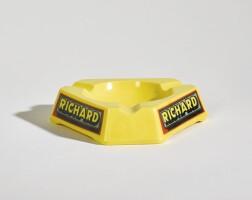 2. richard hamilton, c.h. | ashtray (l. m11)