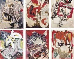 92. Frank Stella