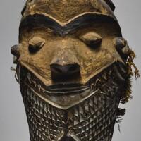 118. pende mask, democratic republic of the congo
