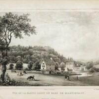 197. theodore du moncel   four engravings from album de la revue archéologique du département de la manche
