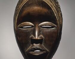 1. dan mask,côte d'ivoire or liberia