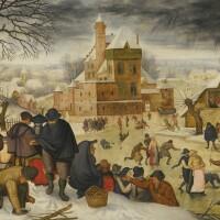 6. Pieter Brueghel the Younger