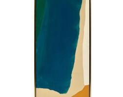 110. helen frankenthaler | untitled