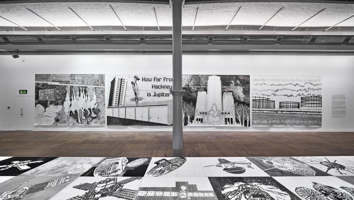 Interior View, Tate Liverpool